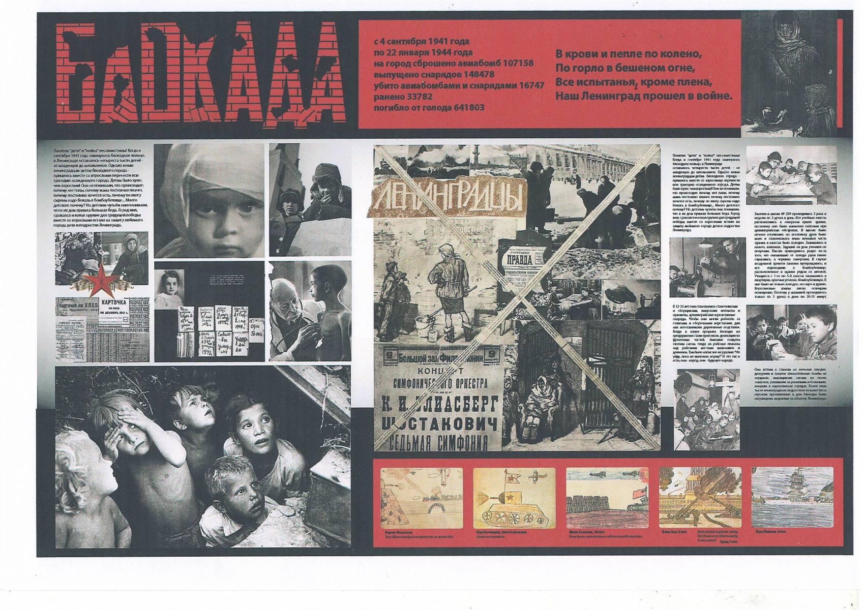 Блокада-Ленинграда
